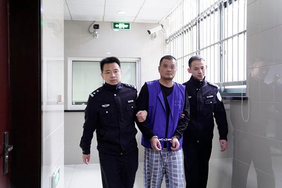 """静安区侦破""""套路贷""""疑难存案 本文图片均由上海警方供图"""