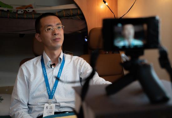 专访上汽大通房车科技有限公司总经理杨松柏:坚持做正确的事情