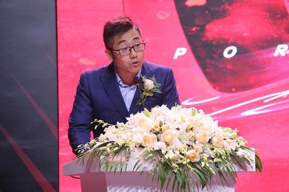 广汽本田汽车销售有限公司第一事业本部 销售部上海商务中心主任 廖振宇先生致辞