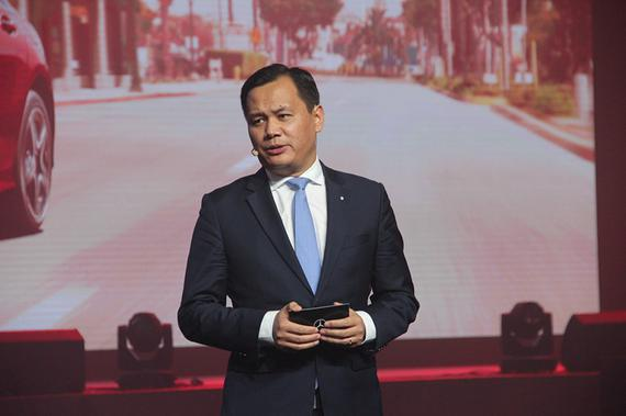 北京梅赛德斯-奔驰销售服务有限公司东区销售高级经理 代恩合先生致辞