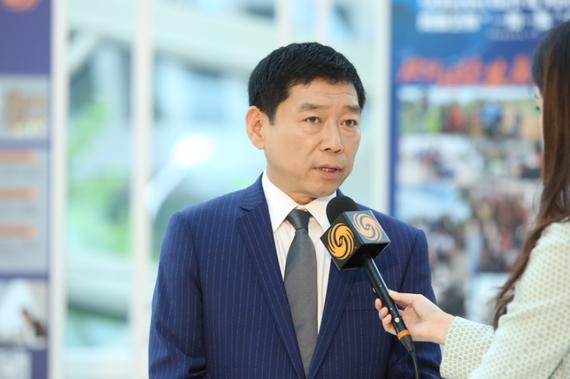 长城汽车董事长魏建军接受凤凰卫视采访