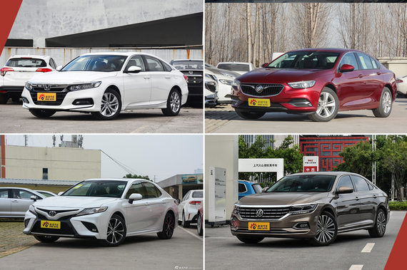 2020中级车销售排行_原创2020年1季度轿车销量排行,朗逸地位不变,A6L下滑