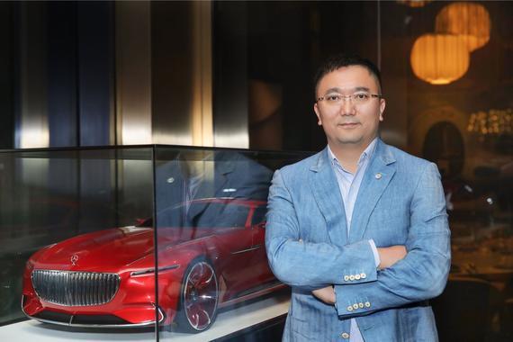 北京梅赛德斯-奔驰销售服务有限公司高级执行副总裁张焱先生