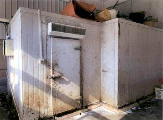 男子投毒杀狗数十条冻在冷库 准备冬季出售被公诉