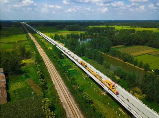 苏北铁路公司供图