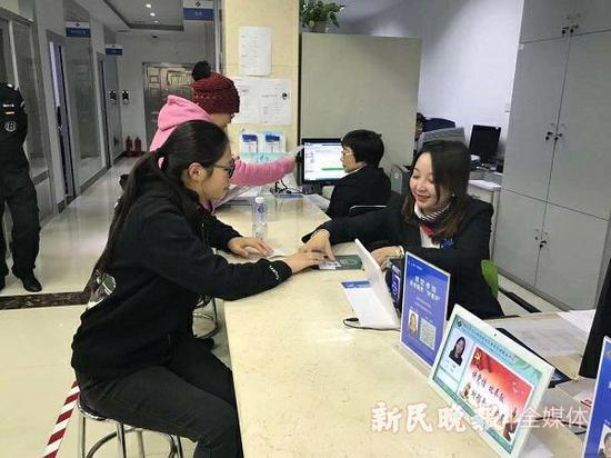 上海租房网签和立案一窗解决 申请者可2分钟就近解决