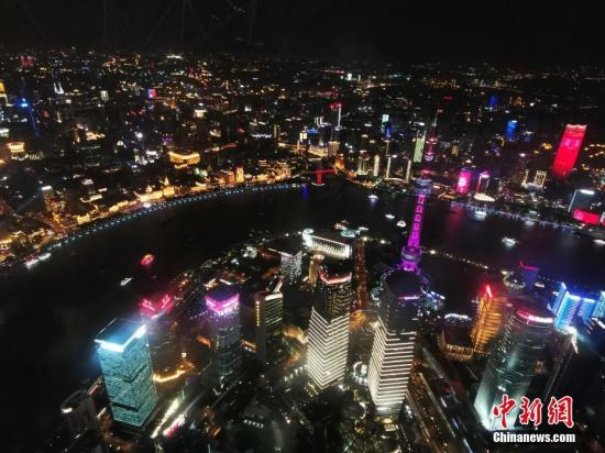 2019年上海GDP预计增长6%以上 经济发展新动能持续增强