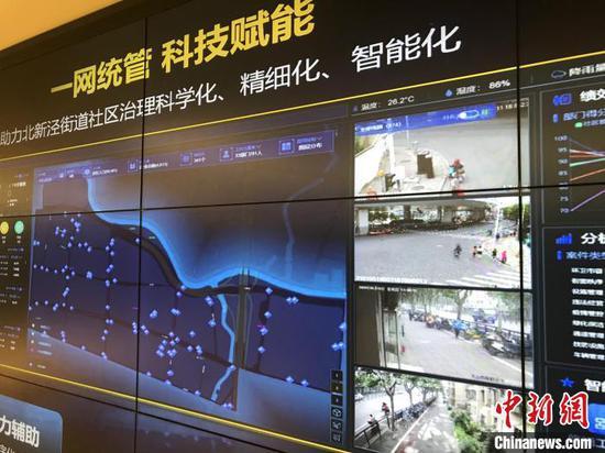 上海用两张网织就品质生活 科技
