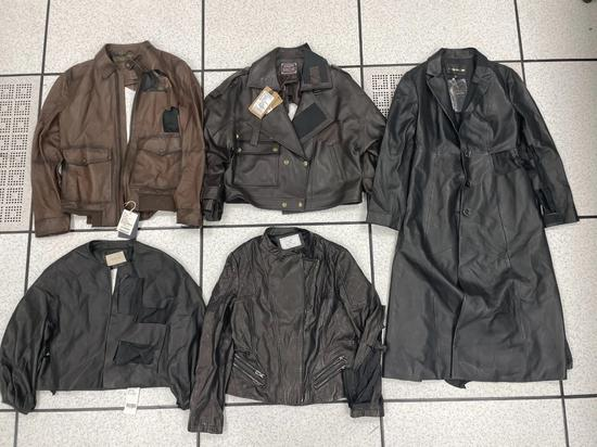 上海皮革服装抽检:不合格率为14%