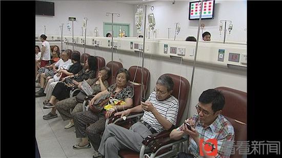 图片来源:网络-上海门诊输液不会一刀切 二三级医院抗菌药占比10