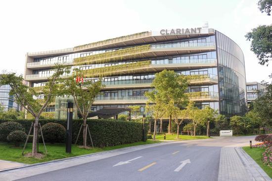 2010年,科莱恩化工将大中华区总部落户长宁,主要原因便是看重长宁优越的地理位置,以及理想的研发环境。 (图片由科莱恩提供)