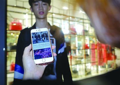 东方时尚电视模特大赛被指借赛牟利   晨报记者 张佳琪