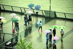 太湖水位仍在上升台风即将袭来 上海全力防御洪水