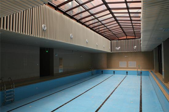 东方幼儿园游泳池