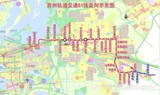苏州小虹桥手绘图