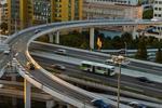 虹口静安区区对接道路三门路段开通 缓解交通压力