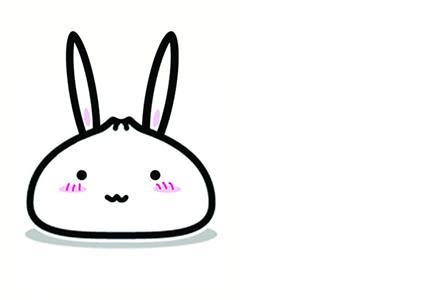 微信头像兔子卡通