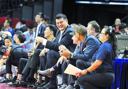 第九届中国篮球协会代表大会暨换届会议3月将在京举行,姚明、李金生共同担任筹备组组长