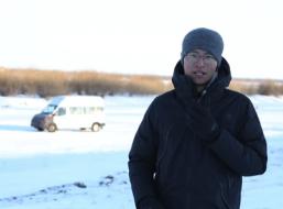 零下28°让测试者感受到什么叫天寒地冻