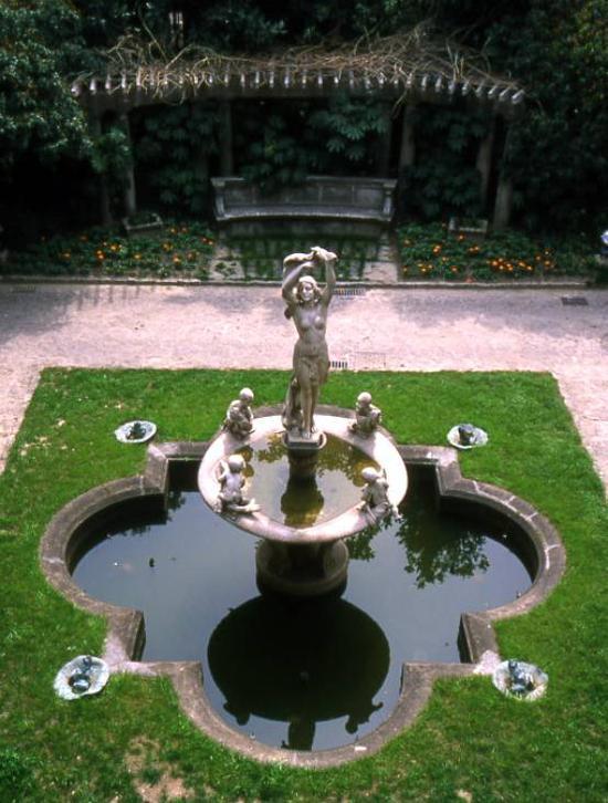 普绪赫雕像1