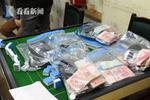 徐汇警方打掉多个涉赌场所 抓获涉赌违法68人