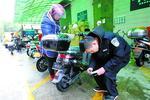 上海非机动车临牌下月起失效 再上路将被视为违法