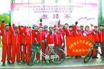 上海7旬老人去年骑游达6758公里 足迹遍布全中国