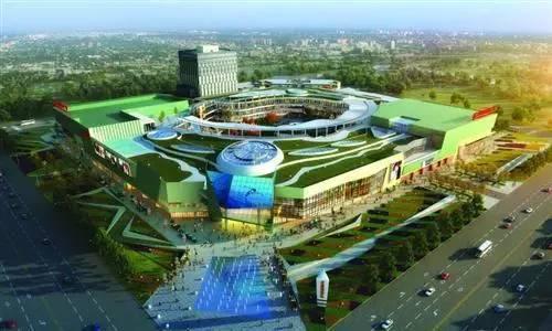 百联崇明购物中心