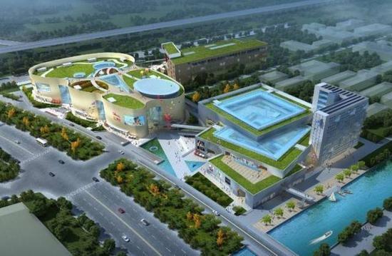 上海元祖梦世界