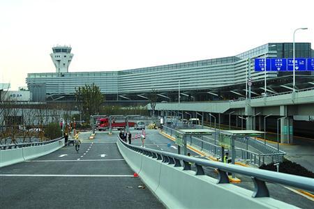改造后的虹桥机场1号航站楼A楼准备就绪。