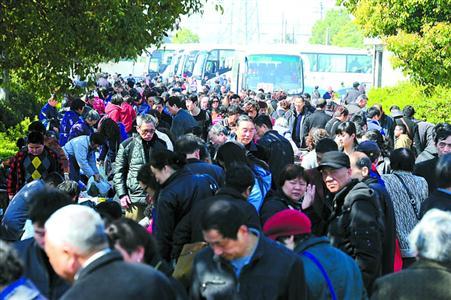 苏州墓地限购非针对上海 上海公墓资源或15年内耗尽