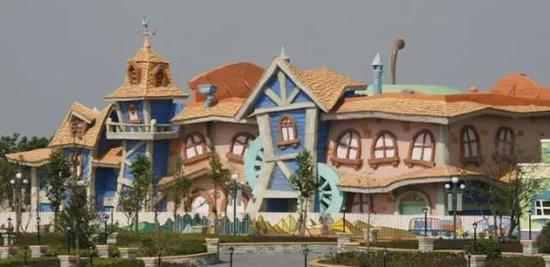芜湖方特欢乐世界-超好玩的十大游乐场 常州中华恐龙园等