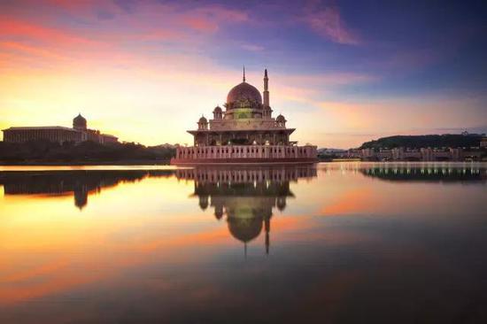 粉红清真寺