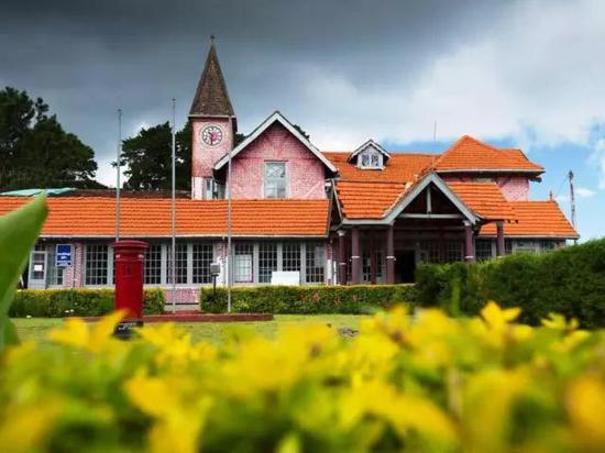 百年粉红邮局