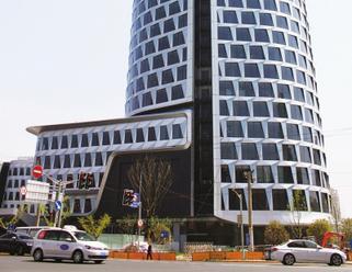23栋亿元楼领跑虹口楼宇经济