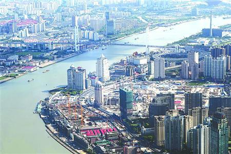 一季度上海新建商品住房、二手存量住房成交面积均下降