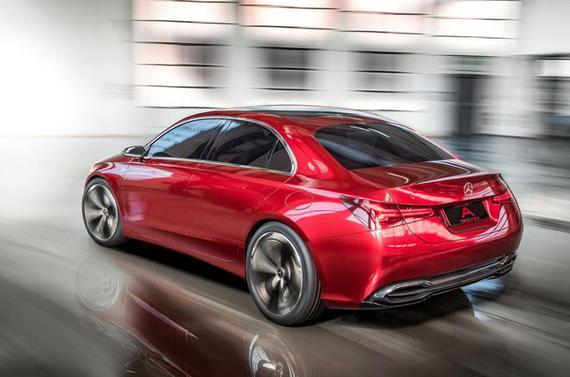 奔驰Concept A Sedan