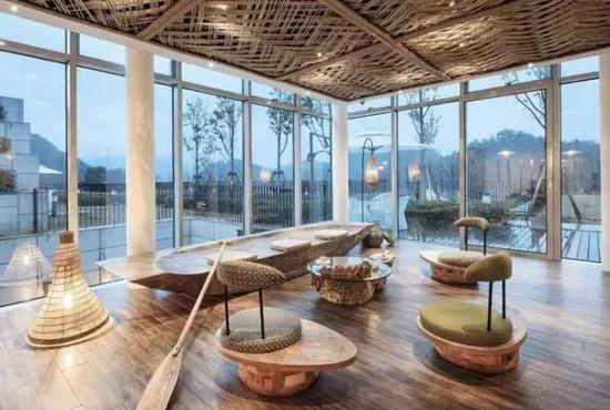 千岛湖·云水格酒店