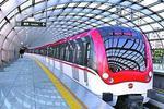 轨交13号线新运行图周六启用 缩短列车运行间隔
