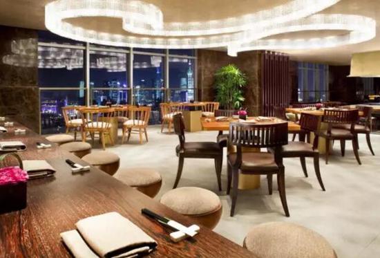 虹口三至喜来登酒店miyabi雅日本餐厅及酒吧