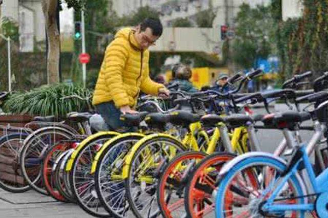 共享单车市场冰火两重天:摩拜再融资 悟空退出市场