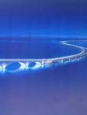 青浦淀山湖上拟建1.47公里彩虹长桥