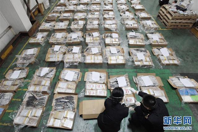 上海查获近年来全国最大可卡因走私案