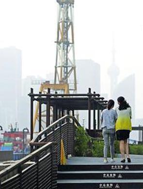 杨浦滨江南段月底通 鱼市场变渔人码头