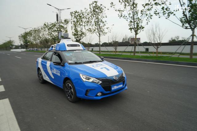 无人驾驶车在沪排队上路 探访全国首条智能测试路