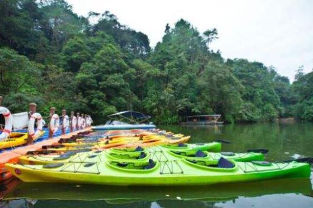 夏日亲水游活动全面启动 沪上四大水公园陆续开园