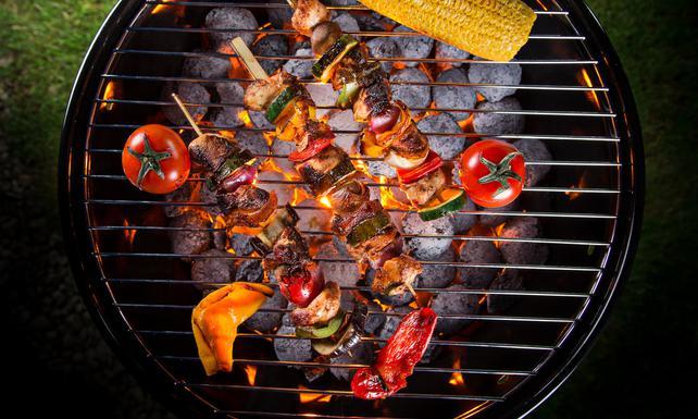 夏季烧烤必备的五类食物