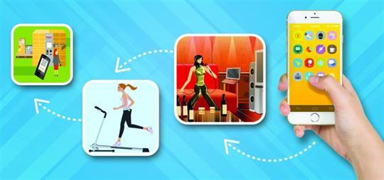 沪上迷你KTV、自助健身房遍地 自助设备或迎