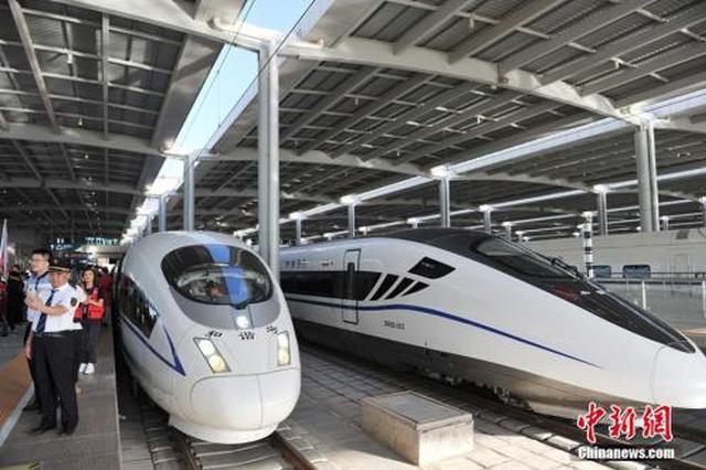 今起上海等27个高铁站试点网络订餐服务