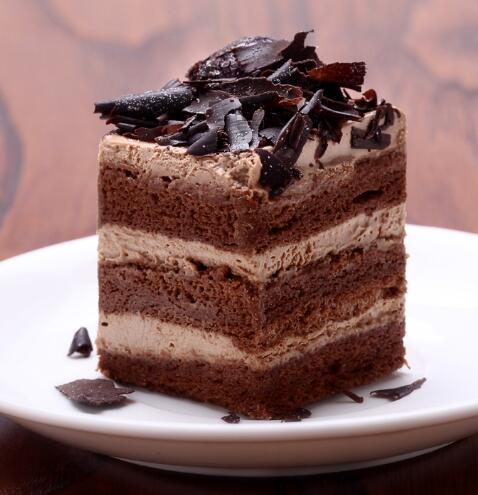 黑森林蛋糕简易做法 快来学习图片